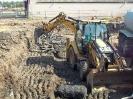 Demolice betonového povrchu