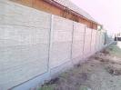 Montáž plotových dílců